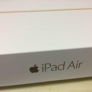 Apple iPad Air2 (64GB)が届いた!!